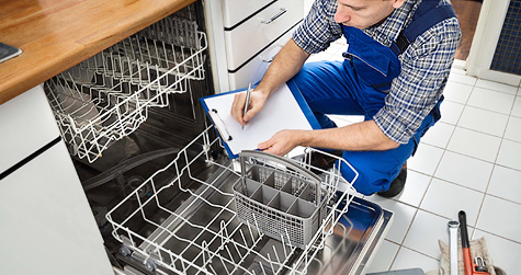 Frigidaire Dishwasher Repair in Denver
